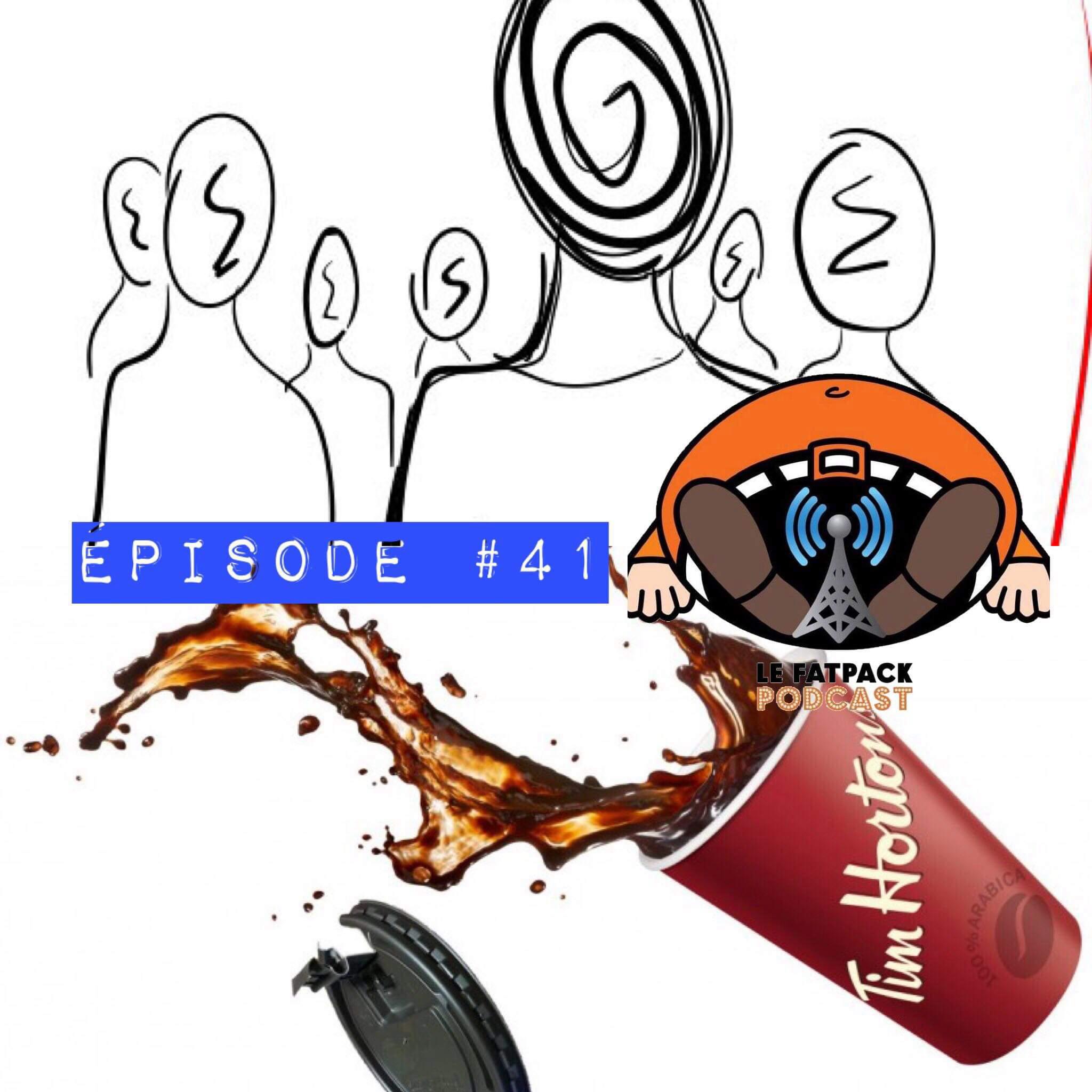 FatPack #41 – Gang Stalking 110